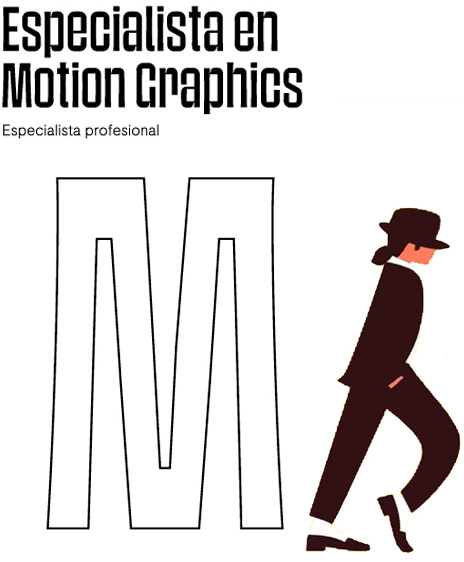 Especialista en Motion Graphics